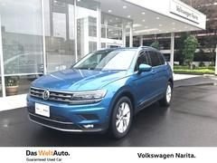 VW ティグアン TSI Highline VW認定中古車 Navi+ETC