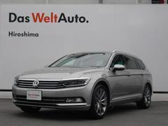 VW パサートヴァリアントハイライン デジタルメーター リアカメラ 認定中古車