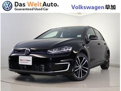 VW ゴルフGTEGTE PHV DemoCar