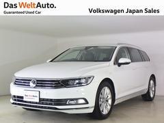 VW パサートヴァリアントTDI Eleganceline 2.0 Diesel 禁煙