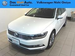 VW パサートヴァリアントTDI Highline Demo Diesel