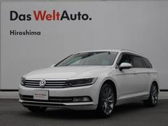 VW パサートヴァリアントハイライン LEDヘッドライト デジタルメーター 認定中古車