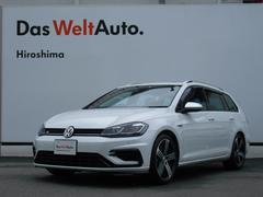 VW ゴルフRヴァリアントR LEDヘッドライト デジタルメーター ACC 認定中古車
