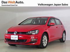VW ゴルフTSI コンフォートライン BMT キセノンACC 純正ナビ