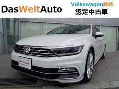 VW パサート 2.0TSI R−Line Leather 19AW
