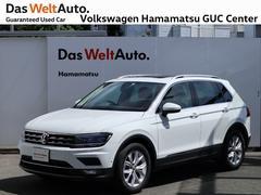 VW ティグアンTSIハイラインTech 禁煙車・サンルーフ・本革シート