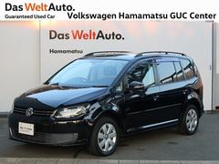 VW ゴルフトゥーランTSI Comfortline 禁煙車・ナビ・認定中古車