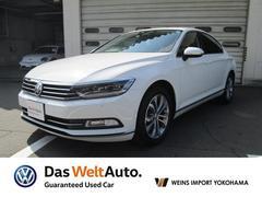 VW パサートTSIハイライン メーカー保証付 認定中古車