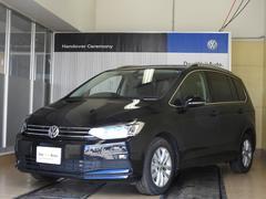 VW ゴルフトゥーランTSI Comfortline 1オーナー 純正ナビDTV