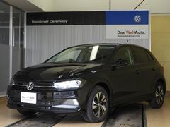 VW ポロTSI Comfortline 1オーナー 純正ナビDTV