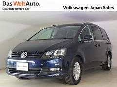 VW シャランTSI コンフォートライン ナビ レザーPKG 認定中古車