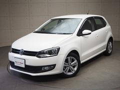 VW ポロ TSI Comfortline BlueMotion Technology