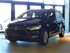 VW ゴルフトゥーランハイライン ACC リアカメラ スマートキー 認定中古車