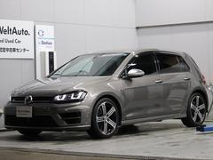 VW ゴルフRR 最終モデル色 ナビ Rカメラ ETC 新車保証