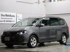 VW シャランGlaenzen 限定350台 新品ナビ ETC Pテール