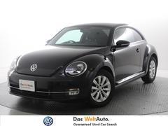 VW ザ・ビートルDesign ワンオーナー ETC クルコン アルミキセノン