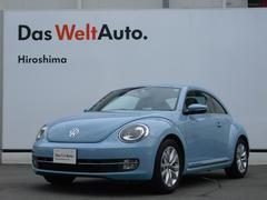 VW ザ・ビートルデザイン キセノンヘッドライト シートヒーター 認定中古車