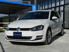 VW ゴルフハイライン キセノンヘッドライト リアカメラ 認定中古車