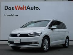 VW ゴルフトゥーランハイライン ACC LEDヘッドライト ETC 認定中古車