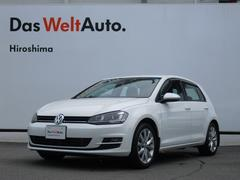 VW ゴルフハイライン リアカメラ キセノンヘッドライト 認定中古車