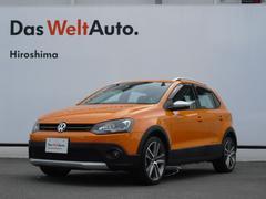 VW ポロクロスポロ キセノンヘッドライト ETC 認定中古車