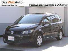 VW ゴルフトゥーランコンフォートライン 1オーナー SDナビ 認定中古車