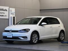 VW ゴルフTSI Comfortline LED Navi 新車保証