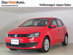 VW ポロコンフォートラインBMTナビETC付 ワンオーナー認定中古車
