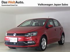 VW ポロTSI ハイライン LEDライト アルカンターラシート ナビ