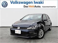 VW ゴルフTSI Comfortline 禁煙ワンオーナー 認定中古車