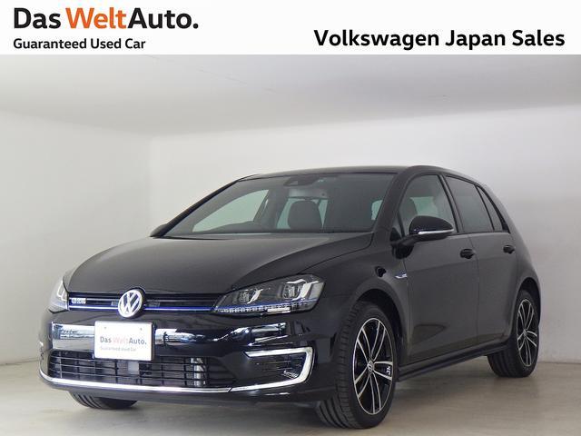 フォルクスワーゲン GTE プラグインハイブリッド VW純正ナビ LEDライト