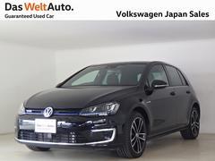 VW ゴルフGTEGTE プラグインハイブリッド VW純正ナビ LEDライト