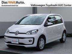 VW アップ!highup!4Door シートヒータ−/FRセンサー付