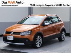 VW ポロCrossPolo 地デジナビ/バックカメラ/追従クルコン