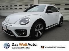 VW ザ・ビートルR−Line メーカー保証付 認定中古車