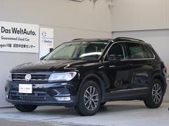 VW ティグアンTSI CL 純正ナビ ETC Rカメラ 新車保証継承