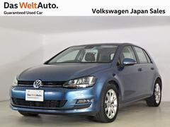 VW ゴルフTSIハイライン ACC 純正ナビ スマートキー 認定中古車