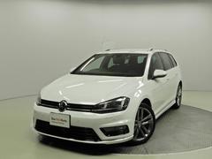 VW ゴルフヴァリアントR−Line Navi DCC