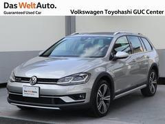 VW ゴルフオールトラックTSI 4MOTION 追従クルコン/バックカメラ/地デジ