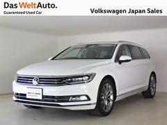 VW パサートヴァリアントTDIハイライン 革シート 9.2インチナビ画面 認定中古車