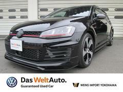 VW ゴルフGTIGTI 6MT メーカー保証付 認定中古車
