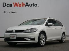 VW ゴルフヴァリアントハイライン ACC ETC LEDヘッドライト 認定中古車