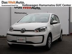 VW アップ!ムーブアップ 4ドア 禁煙車 デモカー 認定中古車
