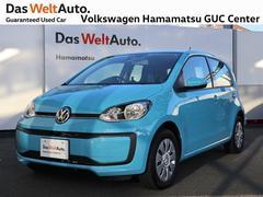 VW アップ!ムーブアップ 4ドア 禁煙車 デモカー 認定中古車 キーレス