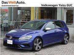 VW ゴルフRR デモカー禁煙車・ナッパレザー・追従クルーズC
