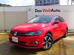 VW ポロTSIコンフォートライン ナビ バックカメラ 認定中古車