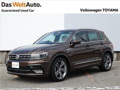 VW ティグアンTSI R−Line Demo Car LEDライト