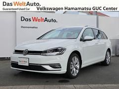VW ゴルフヴァリアントハイライン 禁煙車 デモカー 純正ナビ バックカメラ ETC
