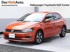 VW ポロTSI Comfortline バックカメラ 地デジナビ付