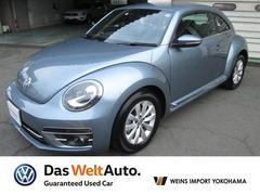 VW ザ・ビートルデザイン メーカー保証付 認定中古車